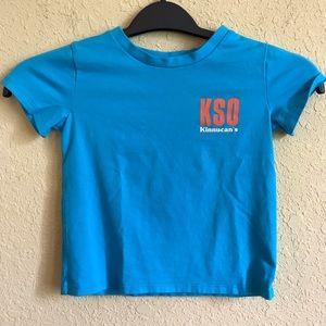 Kinnucan KSO Blue Kids Tee